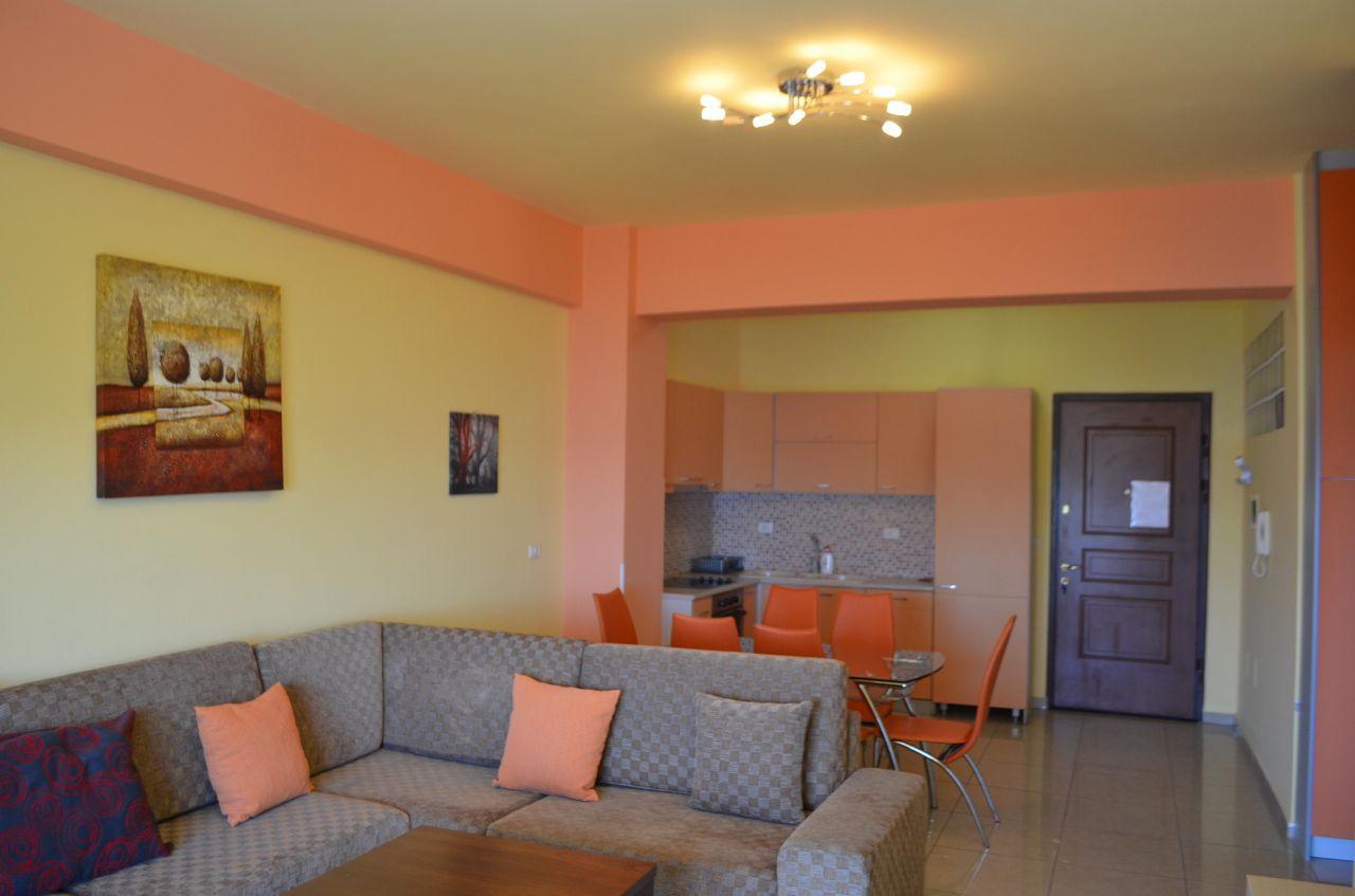 Apartments in Saranda for Sale. Albania Estate Next to the Beach