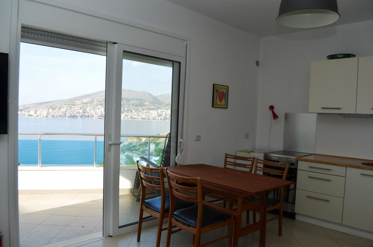 One Bedroom Apartment In Saranda For Sale