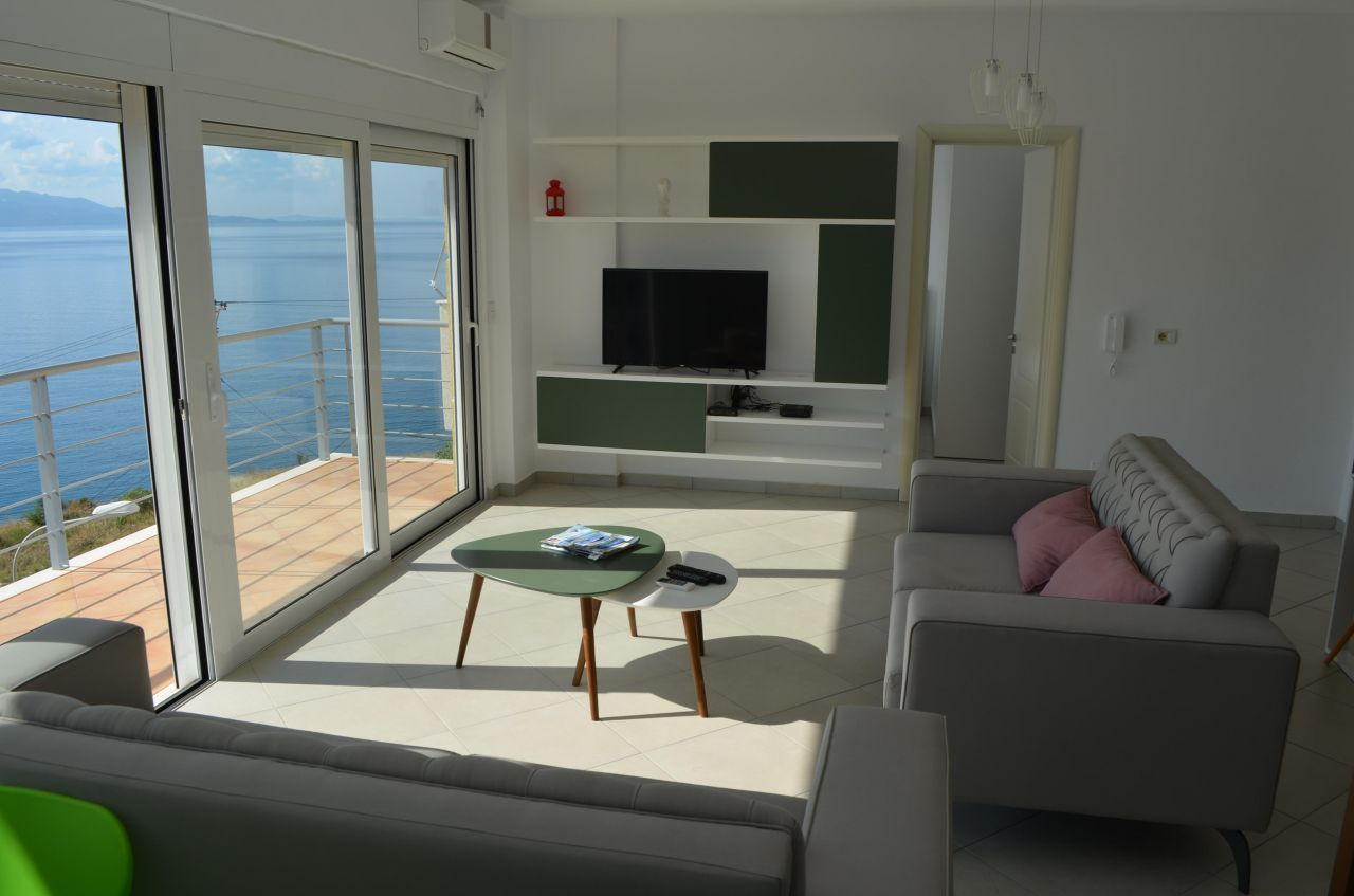 Недвижимость в Саранде на продажу с мебелью и парковкой