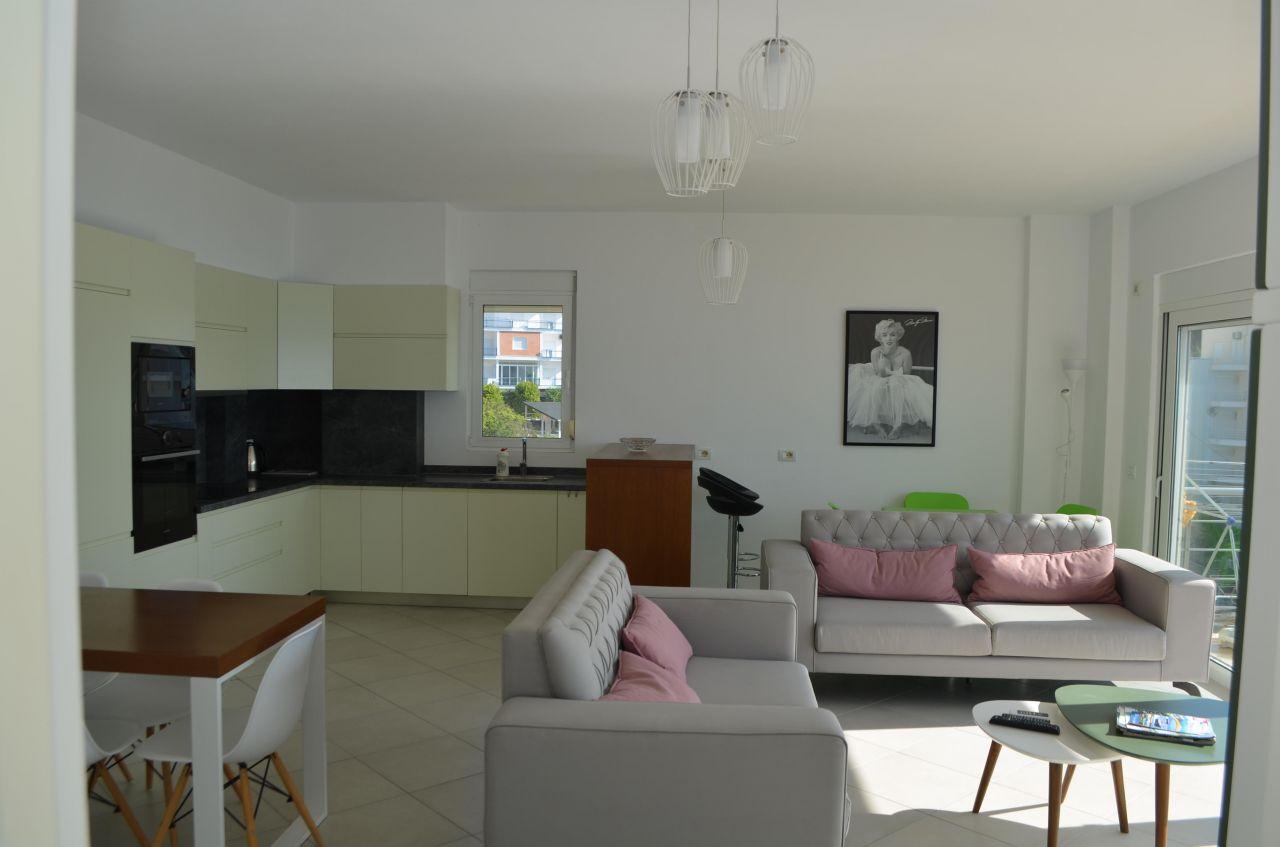 Wonderful Apartment In Saranda Albania For Sale