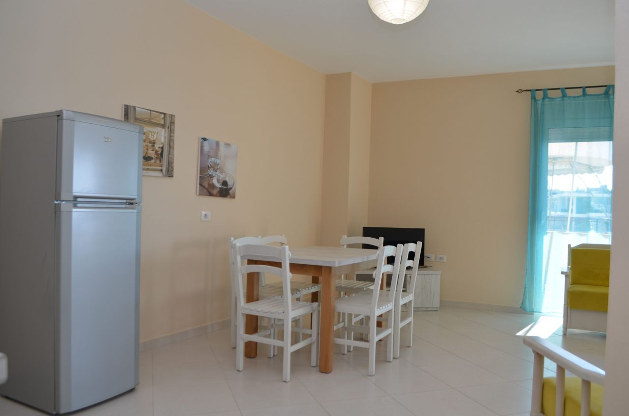 Apartments for Sale In Saranda, Albania. Apartments with furniture
