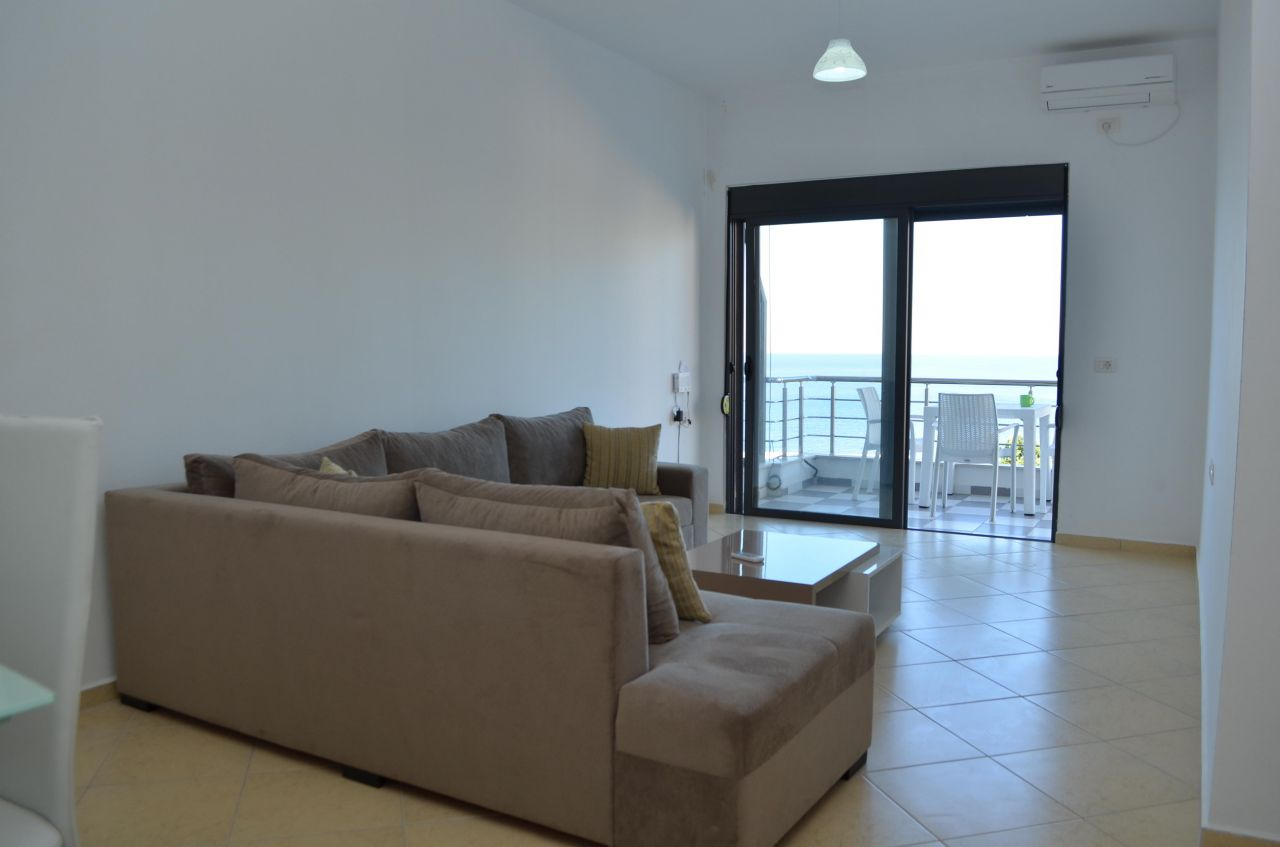 Apartments in Sarande for Sale  Next to the Beach
