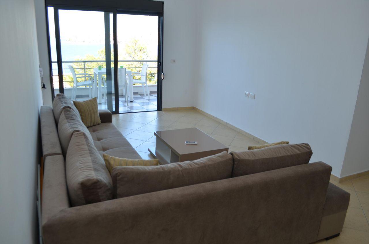 apartments in saranda for sale