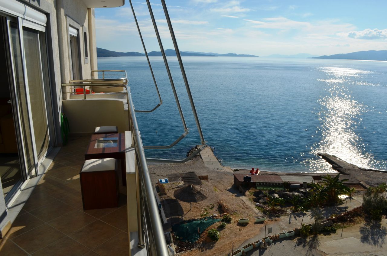 Apartments in Saranda for Sale Next to the Beach