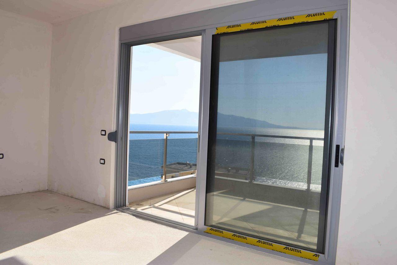 Albania Real Estate In Saranda Apartments for Sale