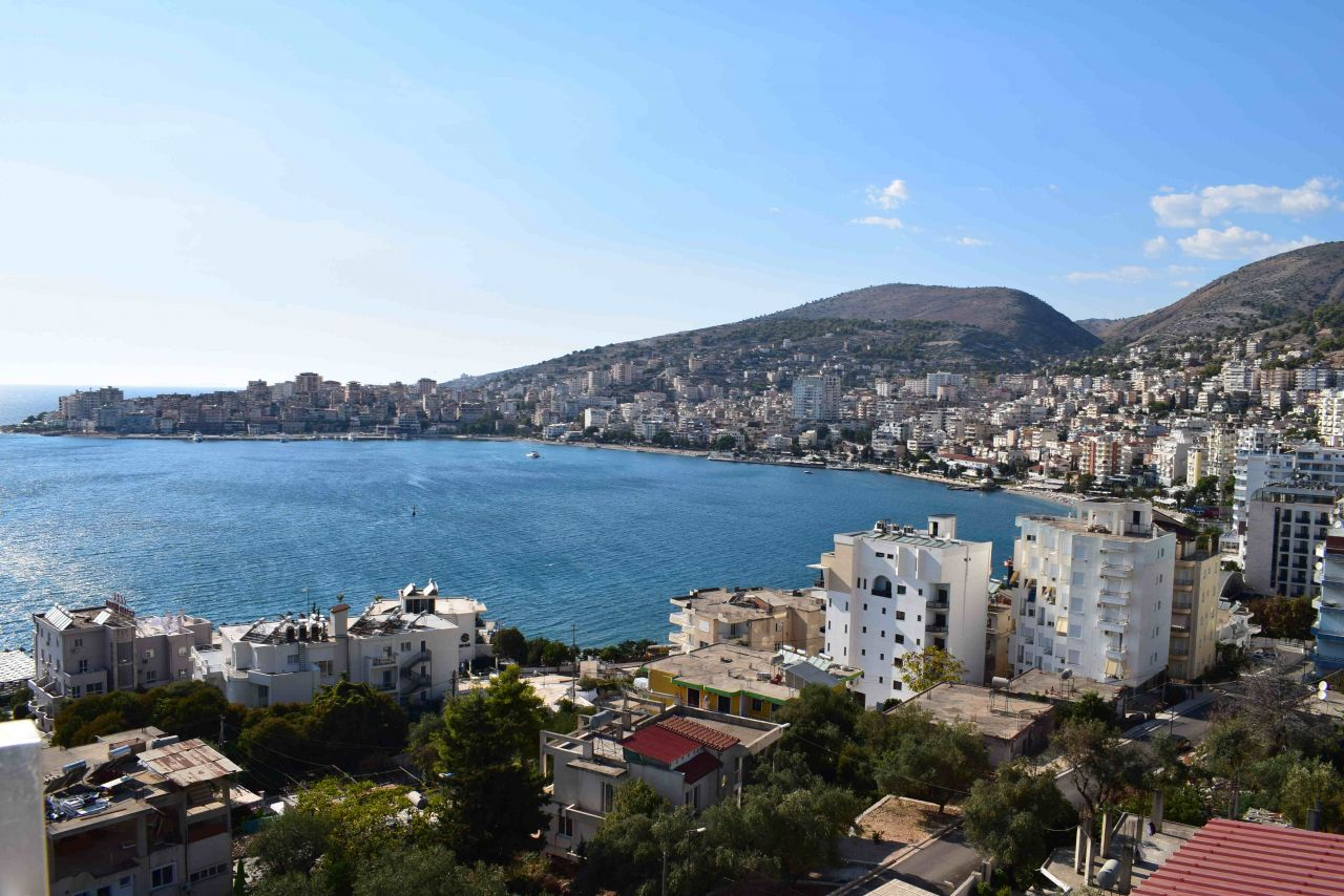 Albania Real Estate In Saranda For Sale With Sea View