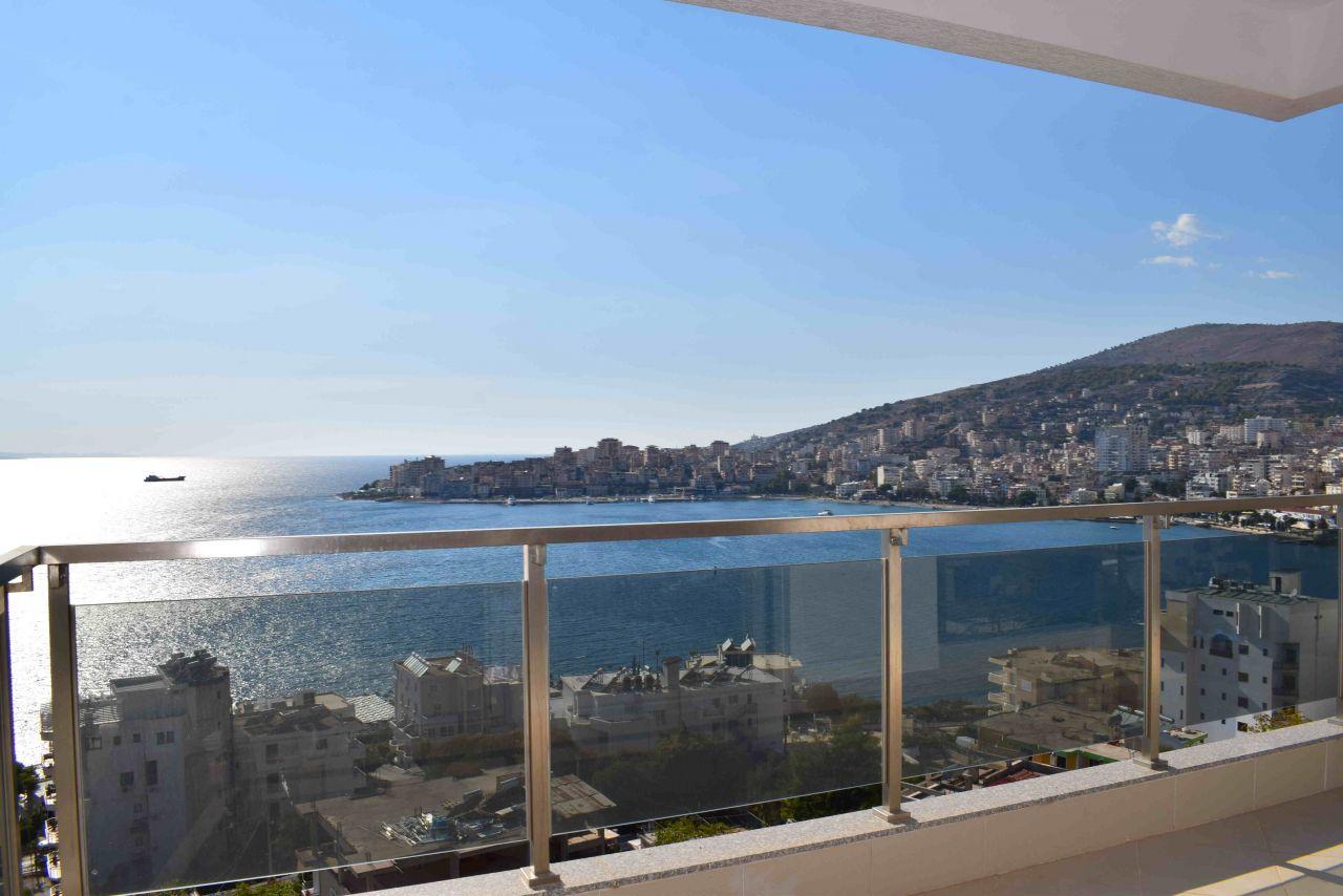 Immobiliare a Saranda Appartamenti in Vendita Con Vista Mare