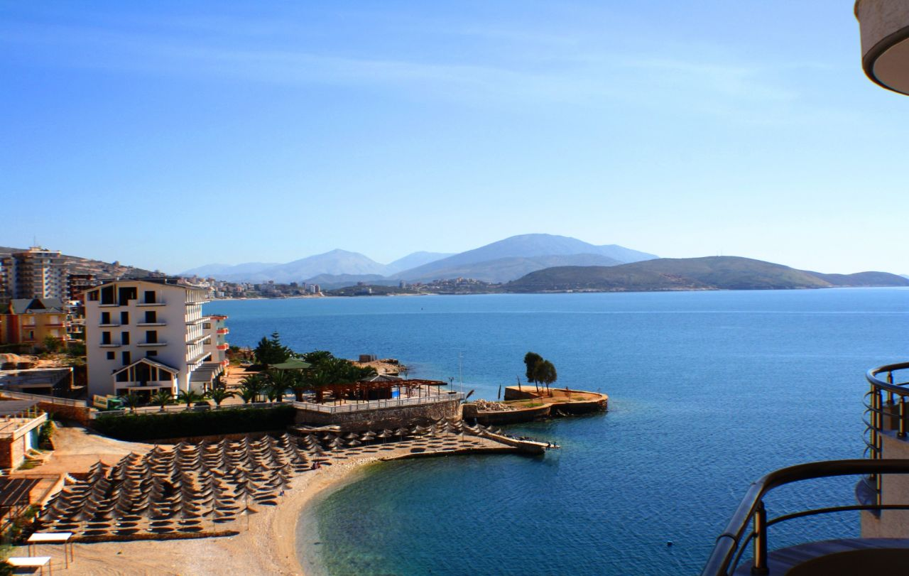 Finished Albania Apartments in Sarande. Seafront Albania Property