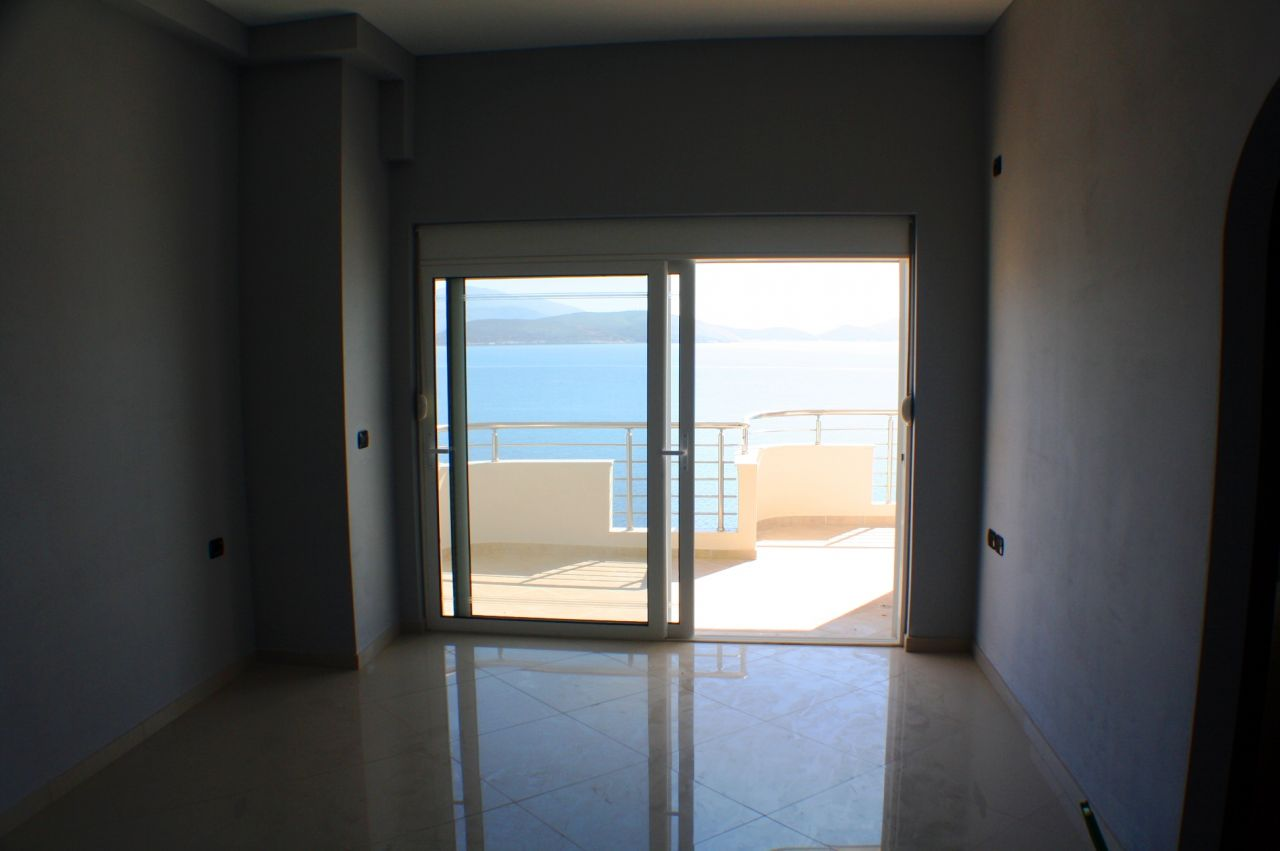 finished apartments in Saranda situated close to the beach and offer wonderful views.