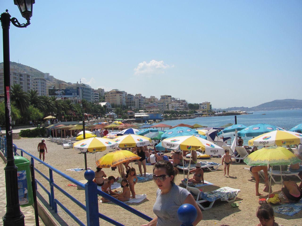 L'Albania si prepara nuova legge sul turismo. Governo albanese prevede di aumentare le entrate.