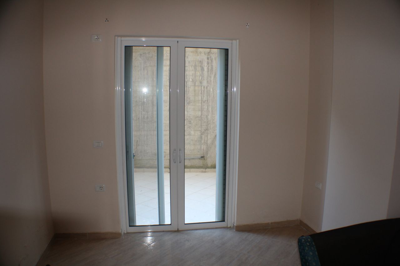Holiday apartment for sale in Saranda. Two bedroom apartment for sale.