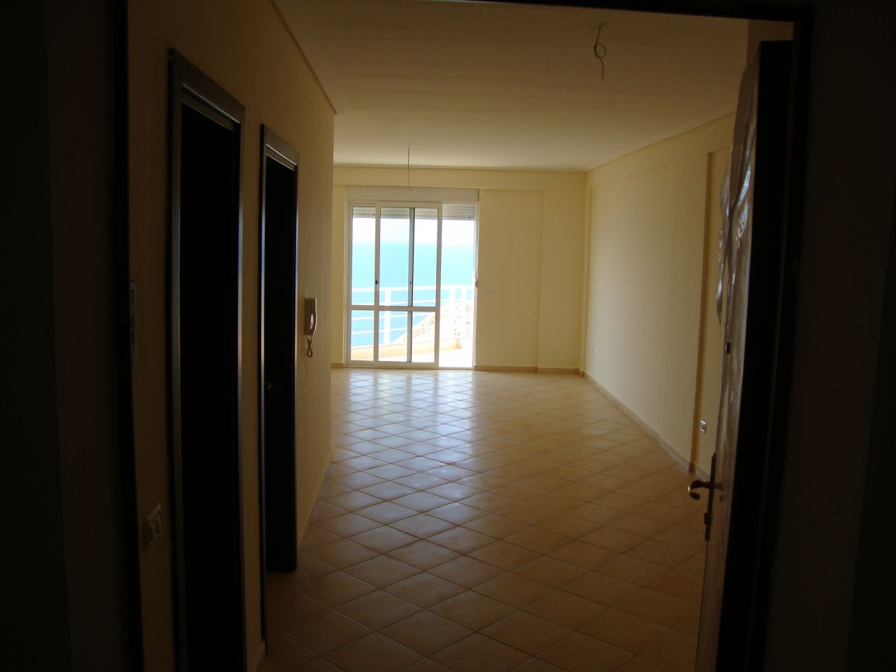 Finished apartments in Saranda, for Sale.