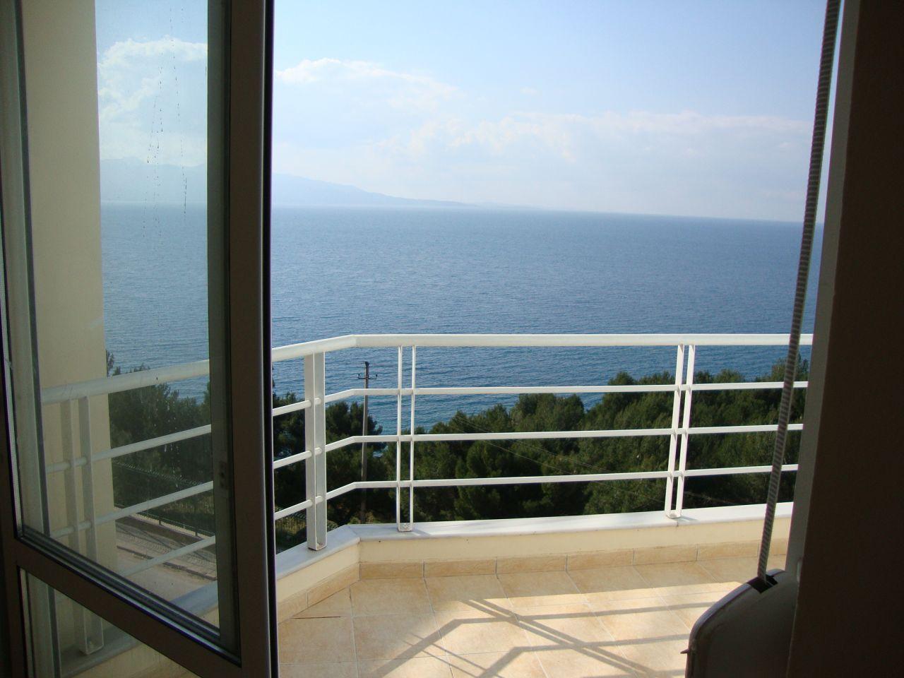 Apartment for sale in Saranda. Seaview apartments for sale in Albania.