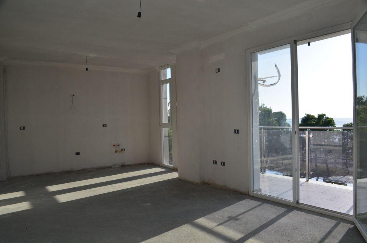 Real Estate in Albania. Apartment For Sale in Shengjin.