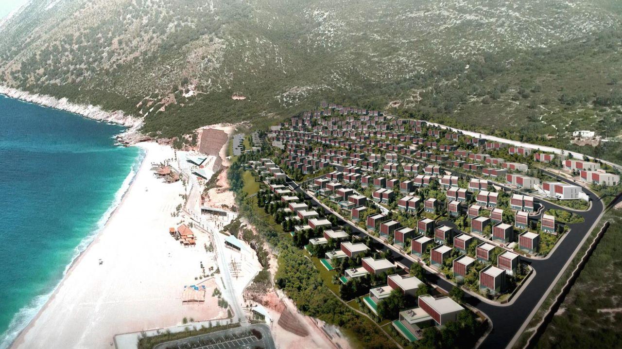 Green Coast Resort Villas for Sale in Dhermi