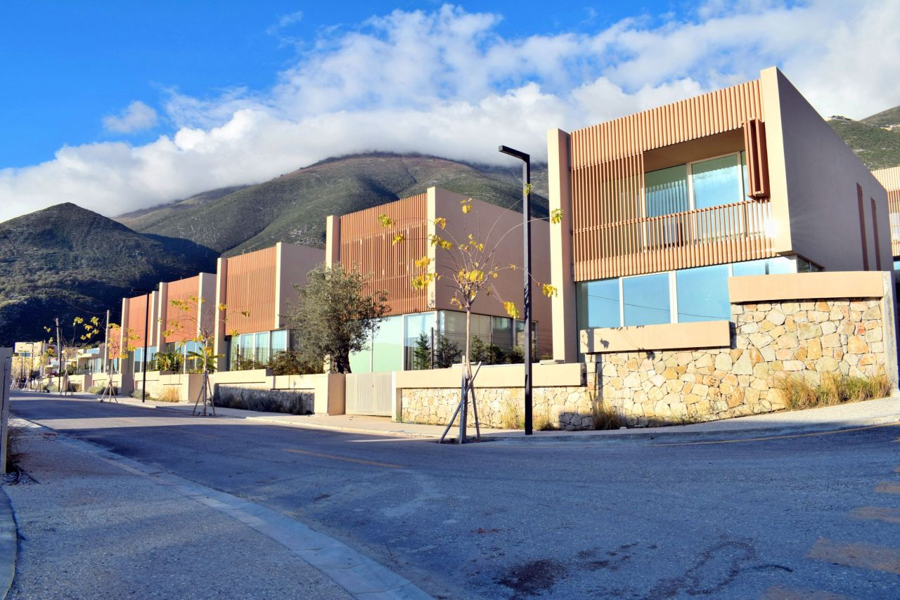 Green Coast Resort Apartments For Sale in Dhermi