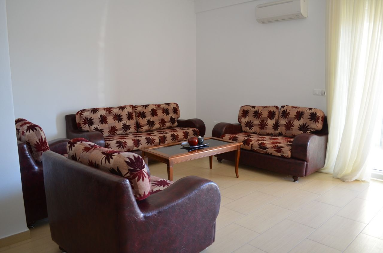 Rent Apartment in Tirana in Rruga e Bogdaneve