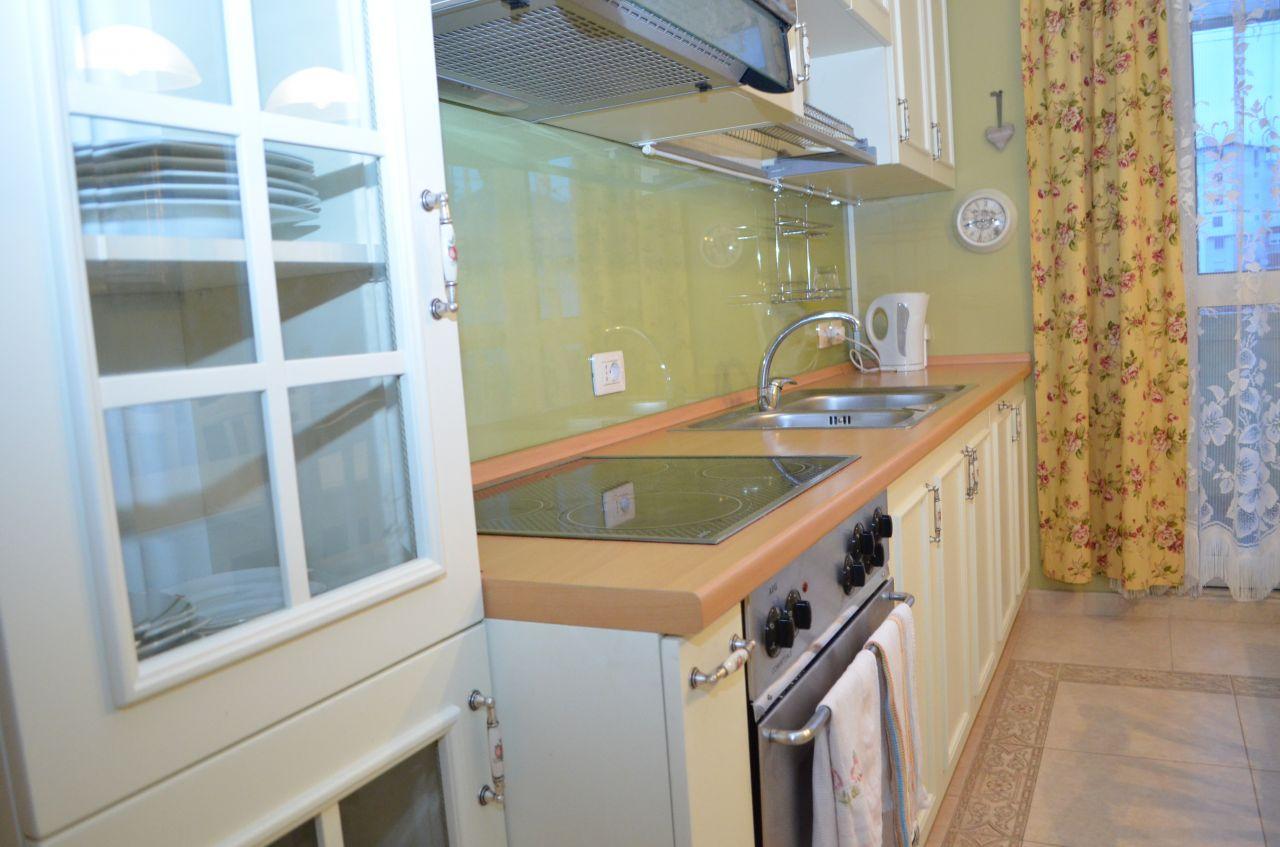 Duplex apartment for rent in Tirana
