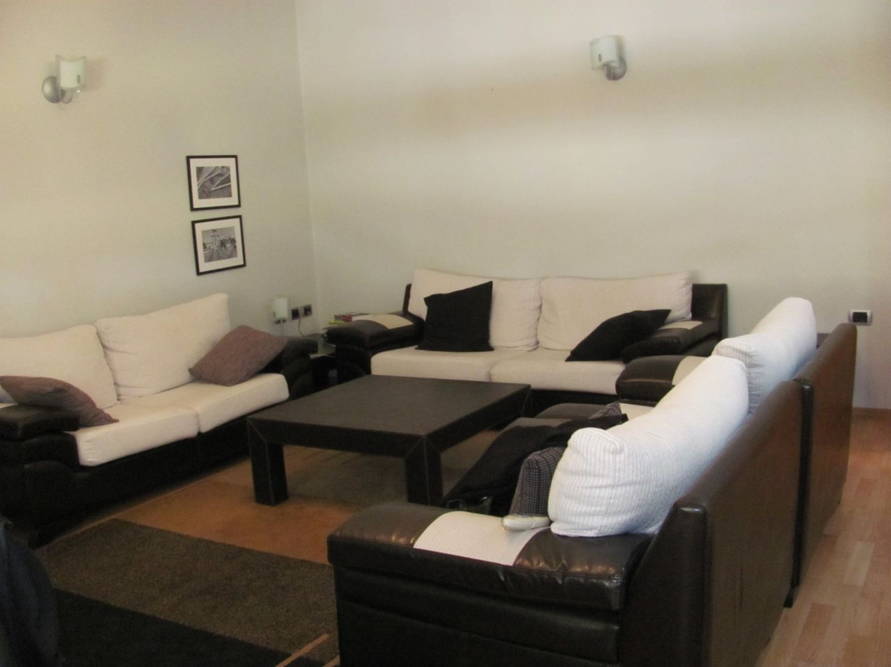 Apartment for Rent located in the Blloku Area in Tirana, the capital of Albania.