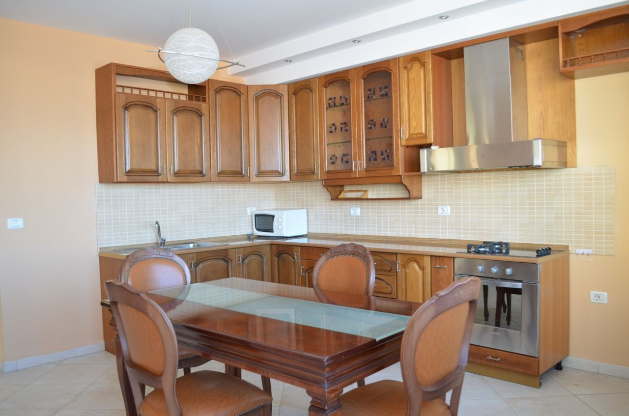 apartment for rent close to the lake in tirana
