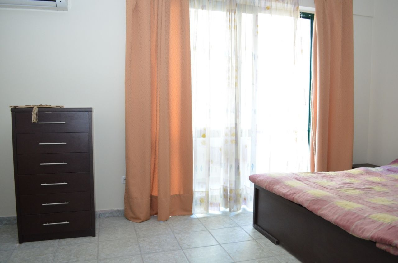 Real Estate in Albania. Apartment in Tirana for rent