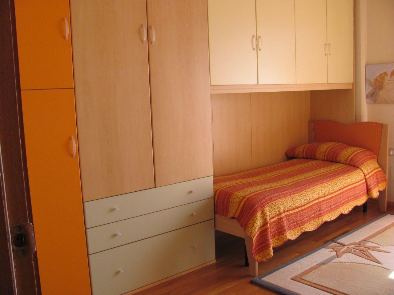 Three bedroom apartment for rent in a prestigious location in Tirana