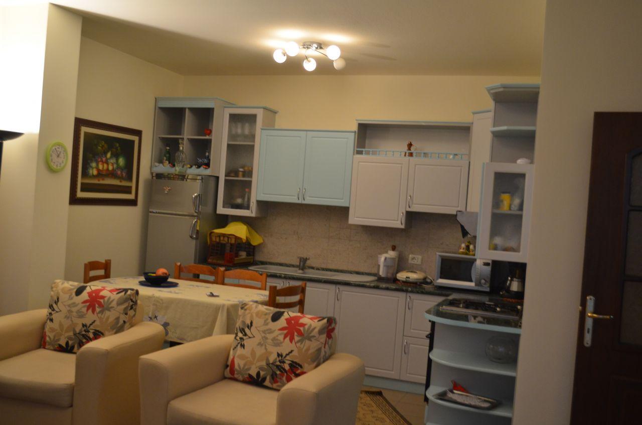 2 bedrooms apartment in Tirana