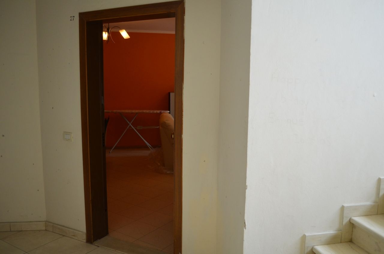 Apartment for rent in Tirana, in Margerita Tutulani street, near the lake and bllok.