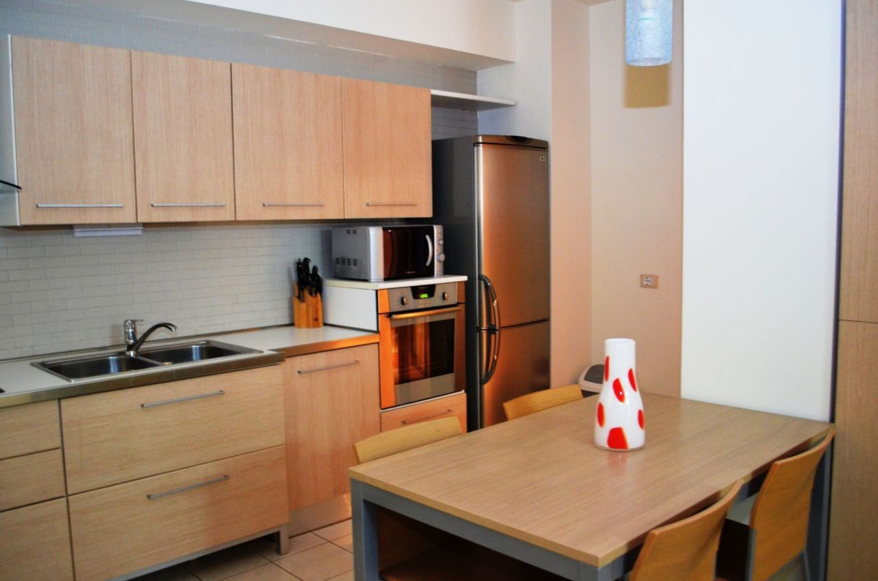 Rental Apartment in Albania, Tirana. Two Bedroom Aparment For Rent