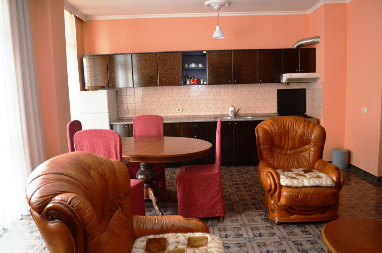 Tirana Rental. Two Bedroom Apartment For Rent in Albania, Tirana