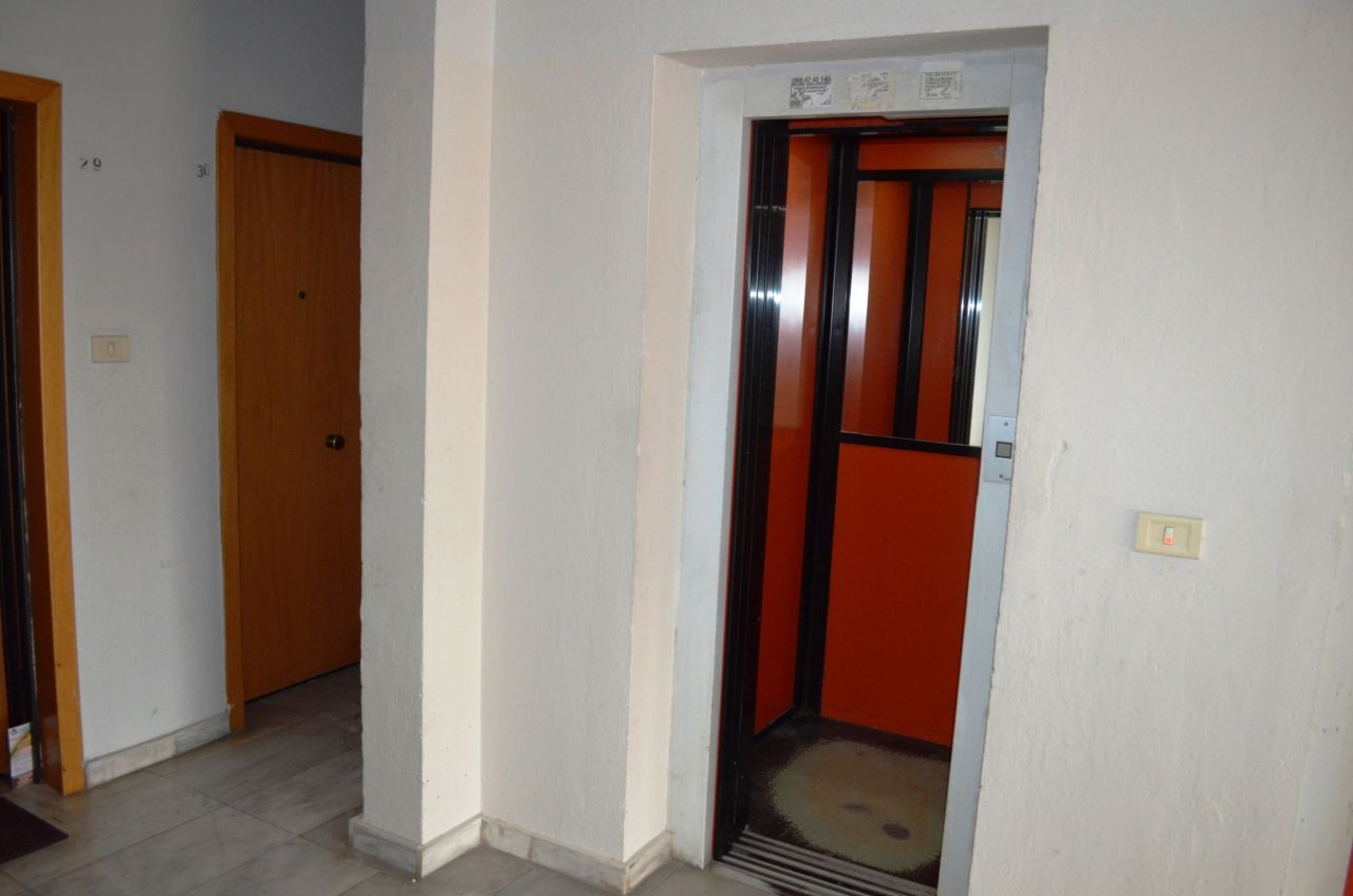 Apartment for rent in one of the main boulevards in Tirana city
