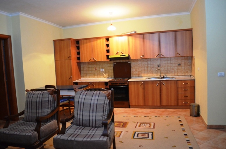 If you need to live in Tirana, we offer you this apartment for rent very close to the center of the city.