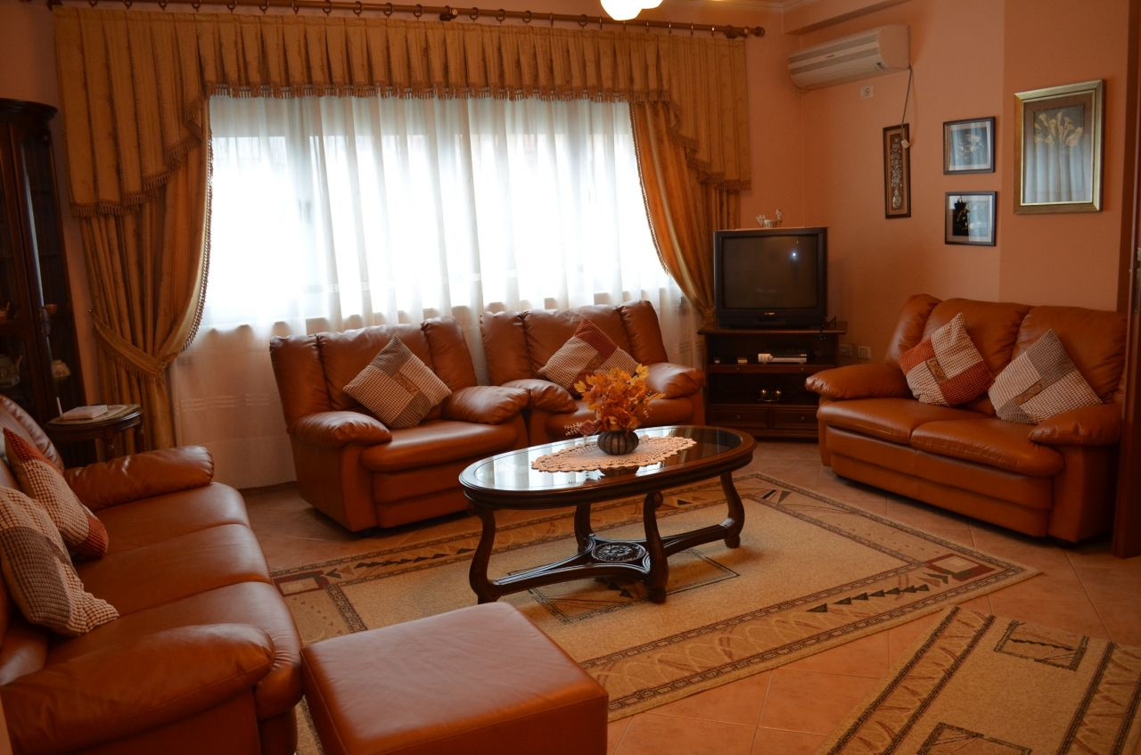 Rentals in Tirana. Two Bedroom Apartment For Rent in Albania, Tirana