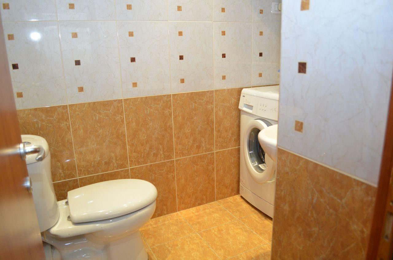 Three Bedroom Apartment for Rent in Tirana, Albania.