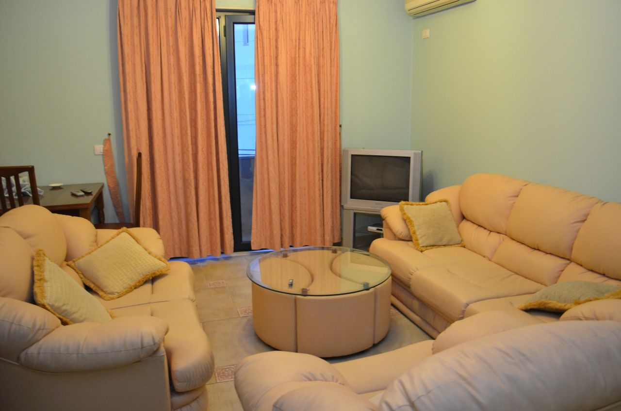 Apartment for Rent in Tirana 5 min from Scanderbeg Square