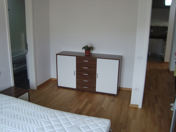 Apartment for rent in a residential complex in Tirana, Albania.