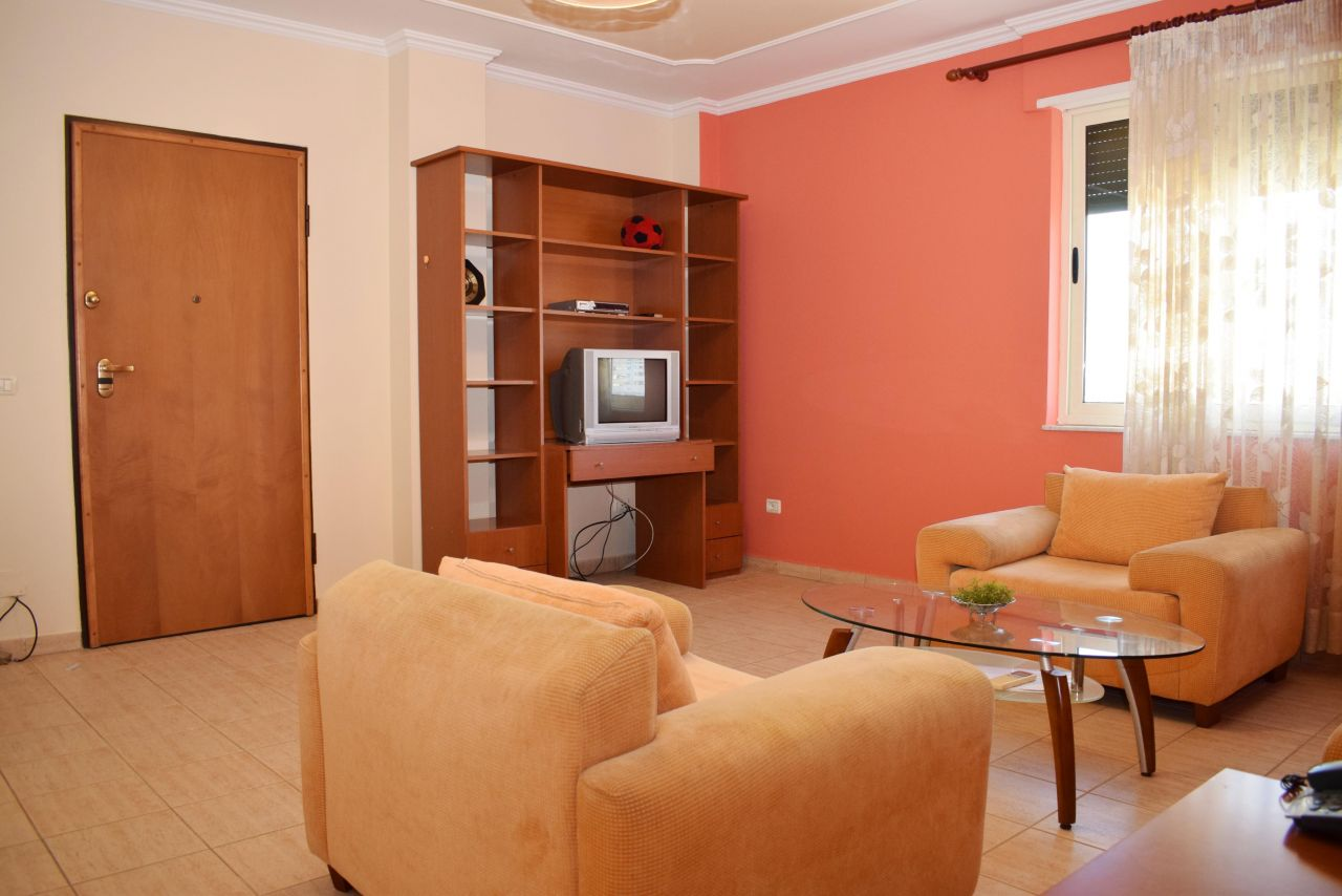 Apartment in Tirana for Rent. Two Bedroom Apartment in Tirana City Center