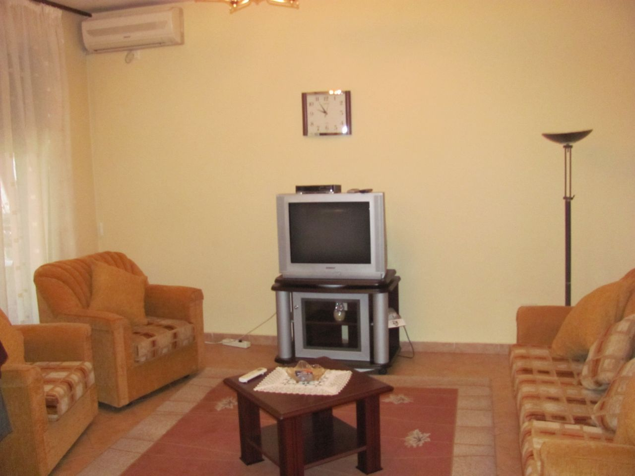Apartment in Tirana for Rent Near the Park of Tirana