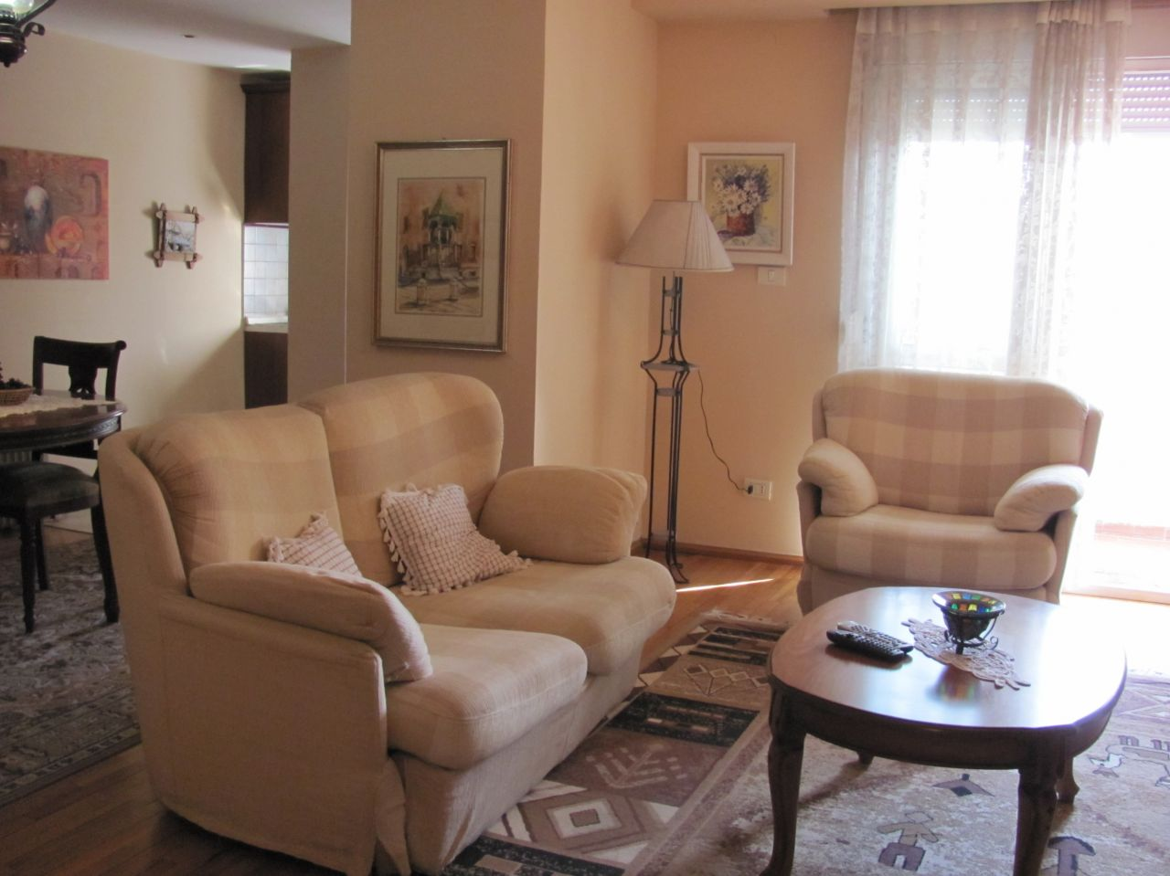 Квартира в аренду в Тиране.