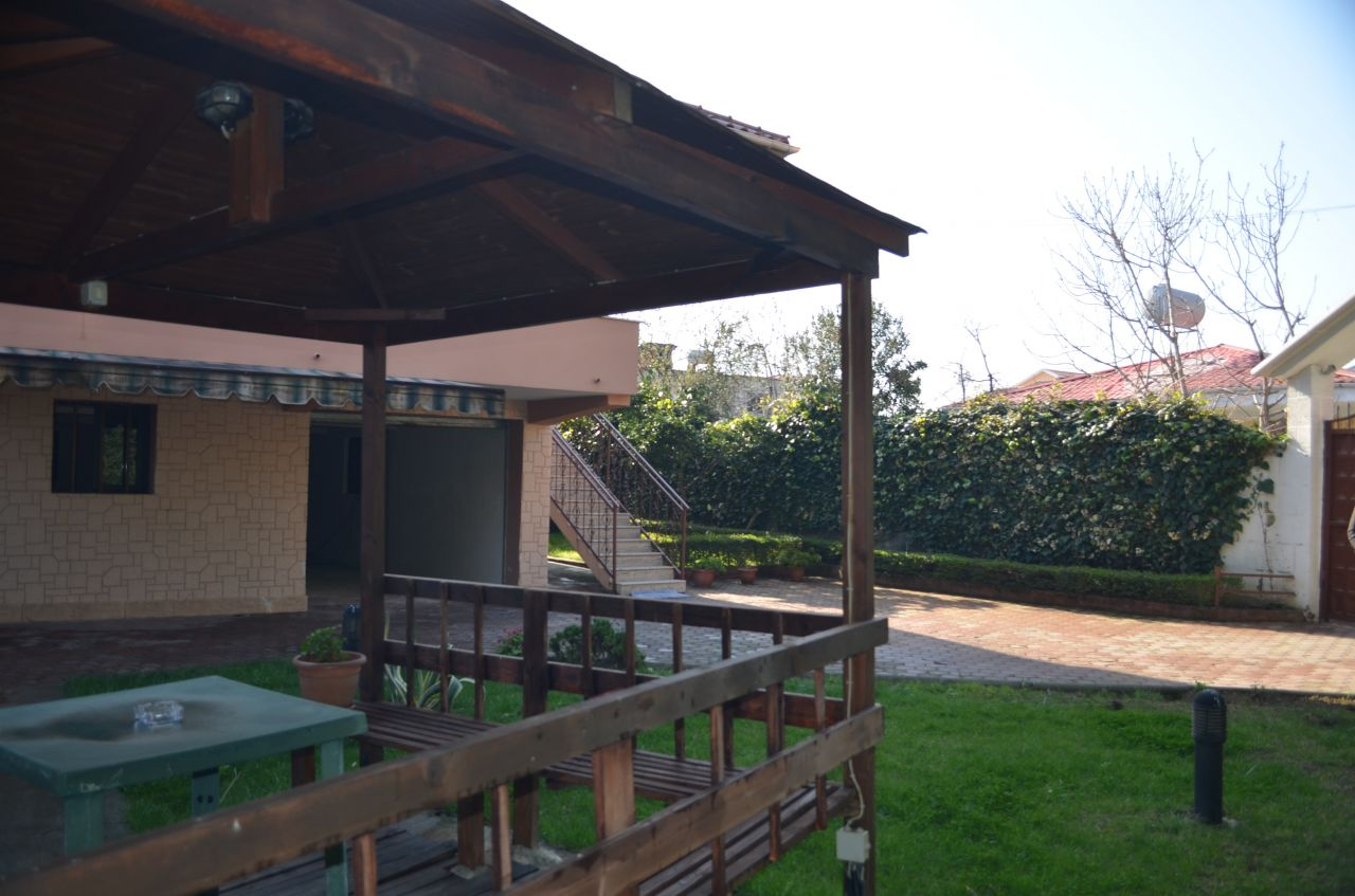 Fully completed villa for rent in Tirana, with a beautiful garden offered by Albania Property Group.