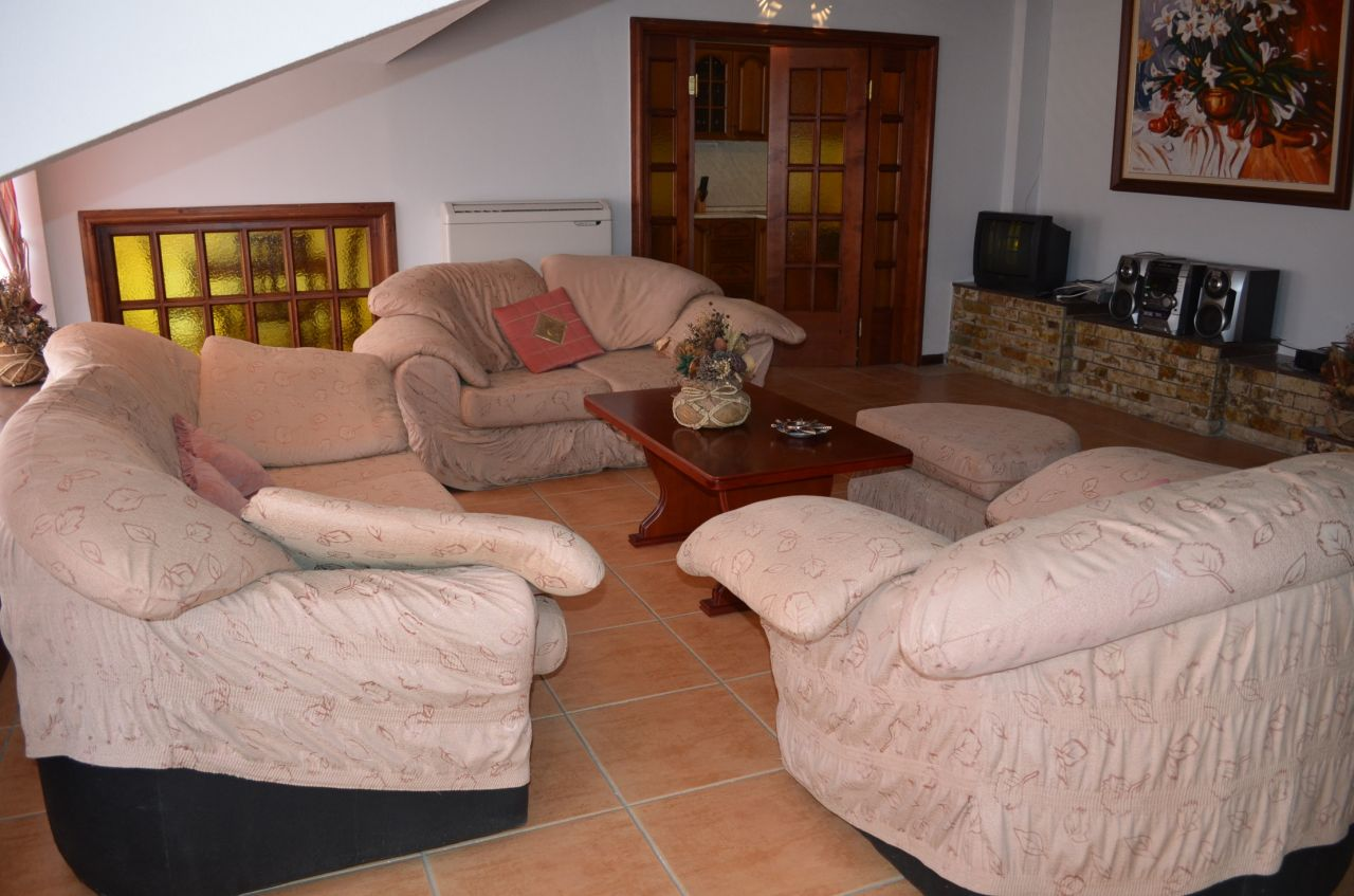 Penthouse in Albania. Apartment for Rent in Tirane