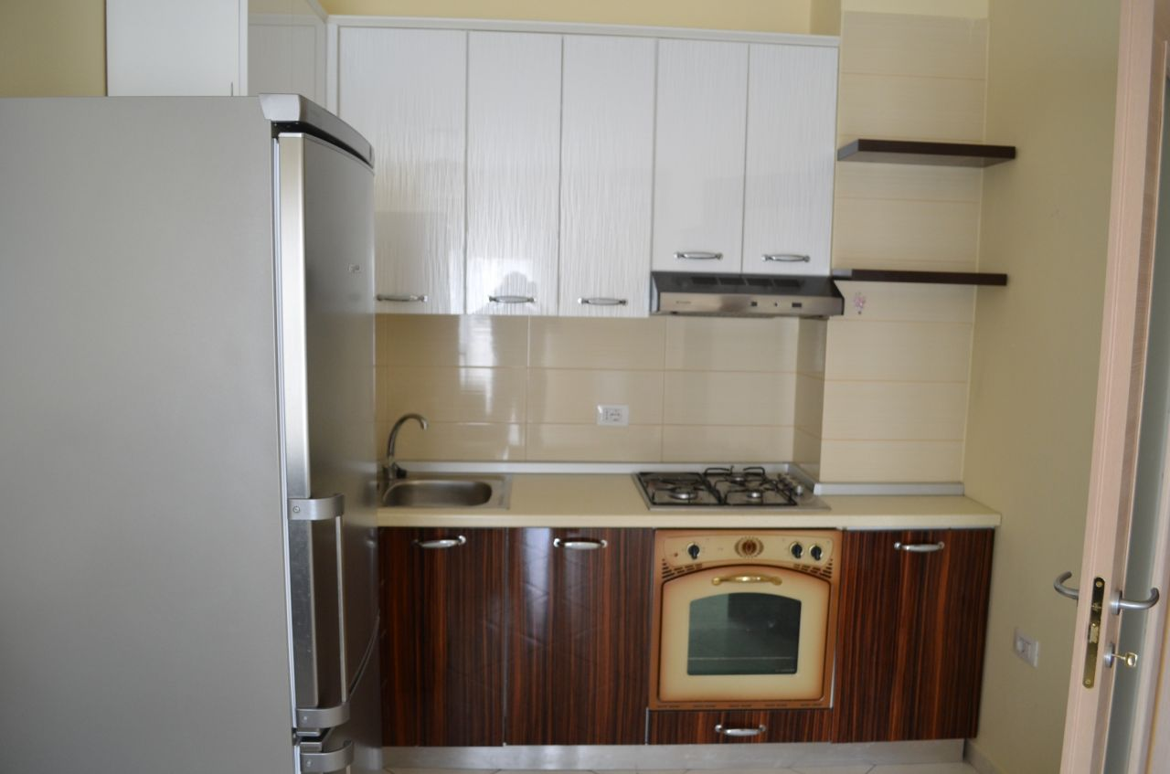 Apartment for rent with one bedroom very close to the center of Tirana.