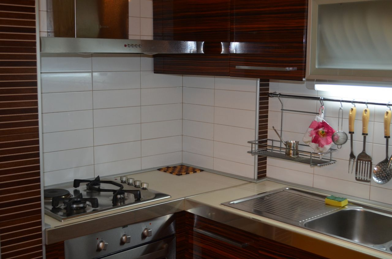 Two bedroom apartment for rent in Tirana located near the lake