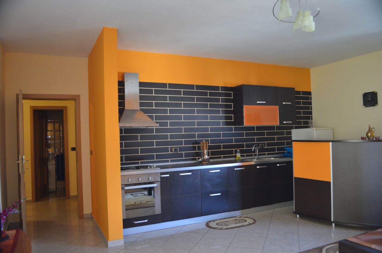 Apartment in Tirana for Rent, ideal for living in Tirana, the capital of Albania.