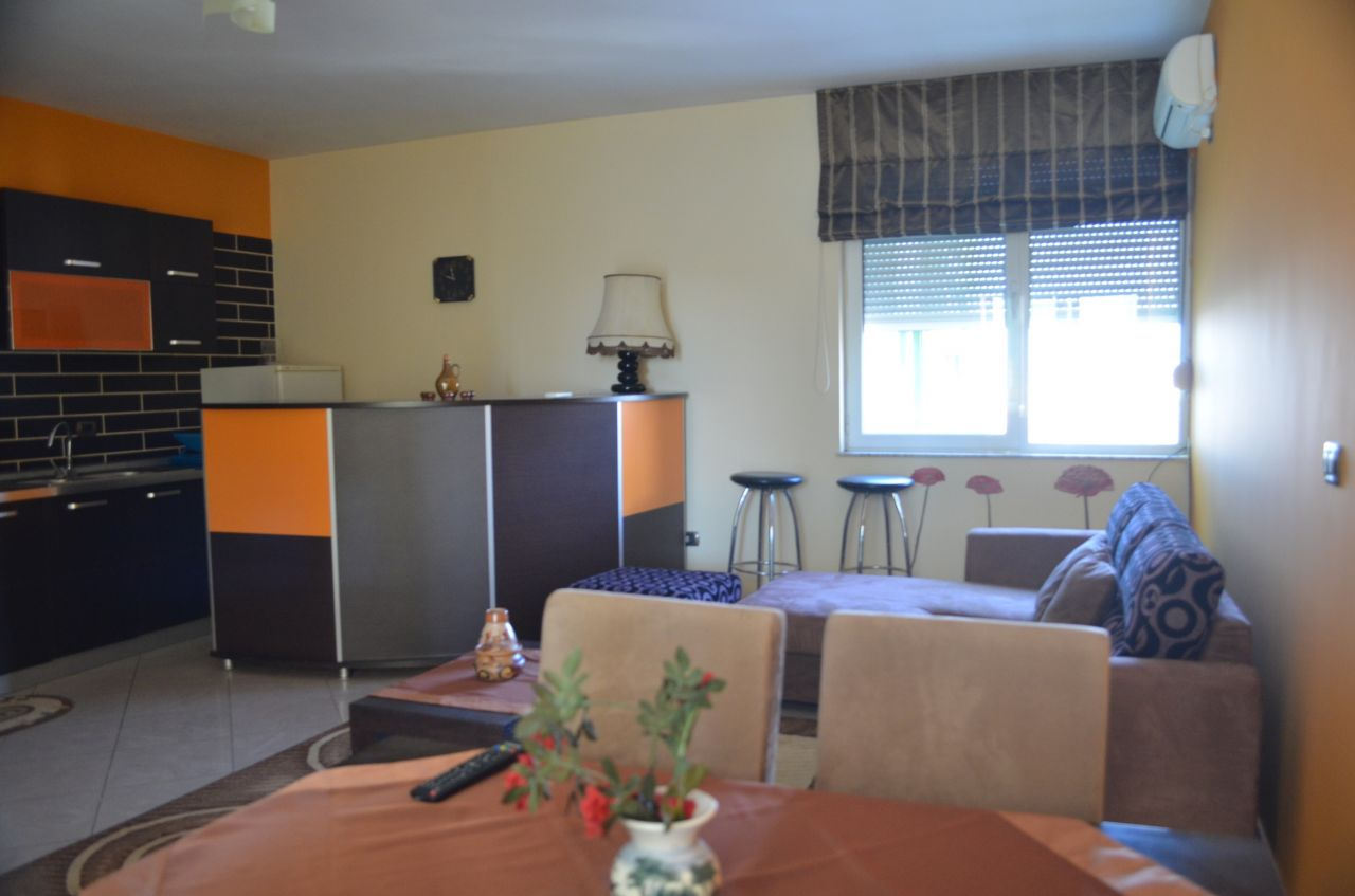 Tirana Rental. Two Bedrooms Apartment For Rent in Albania, Tirana.