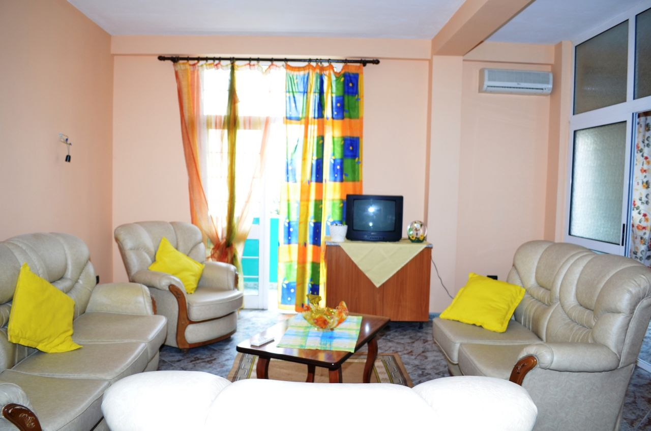 Furnished apartment for Rent in Tirana, Albania.