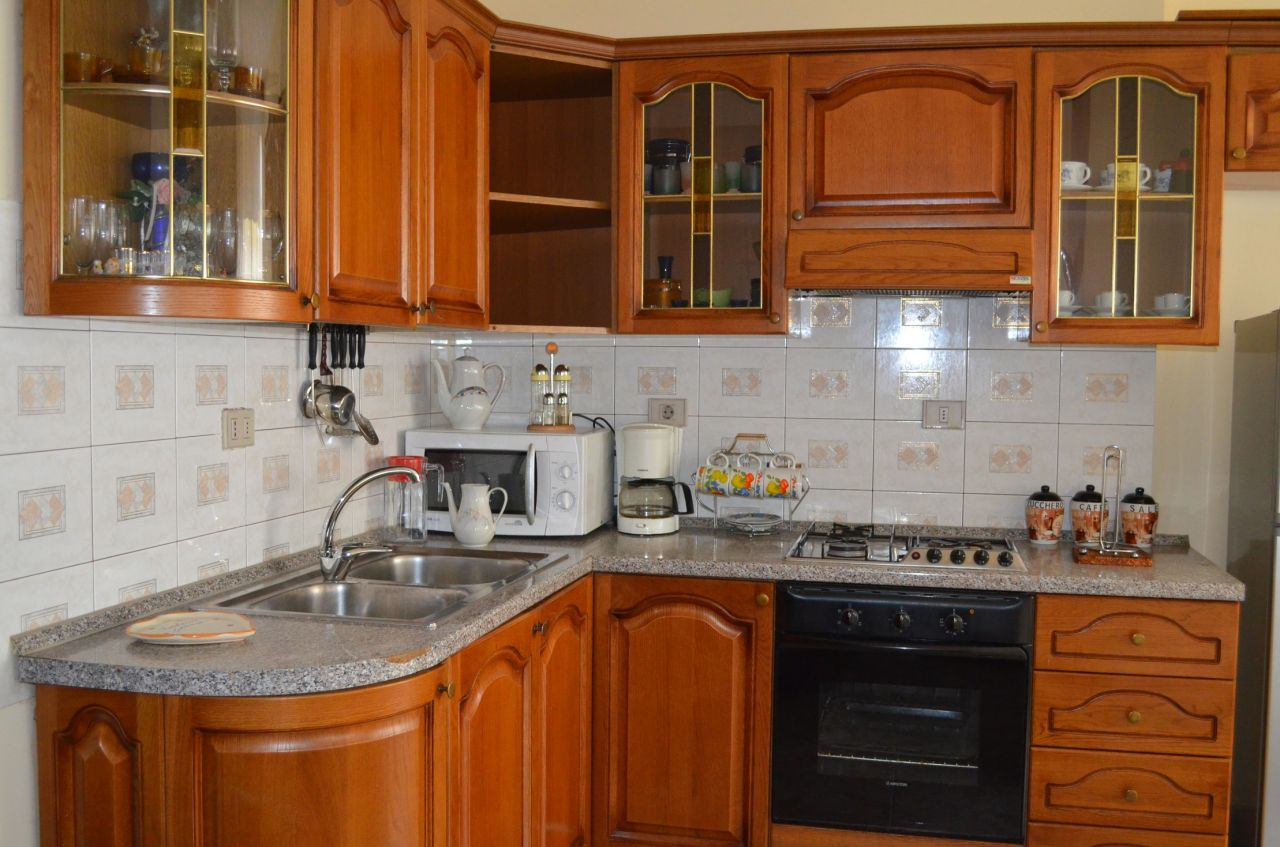 Two bedroom Apartment for Rent in Tirana near the center