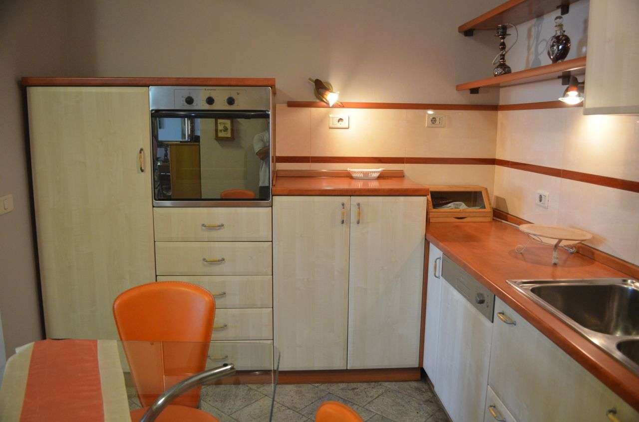 Apartment for rent very close to the center of Tirana