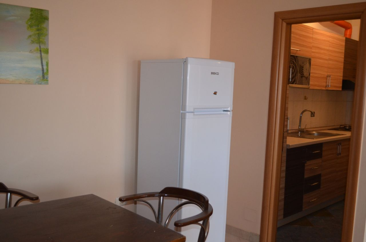 Two bedroom apartment for Rent in Tirana, in Komuna e Parisit.
