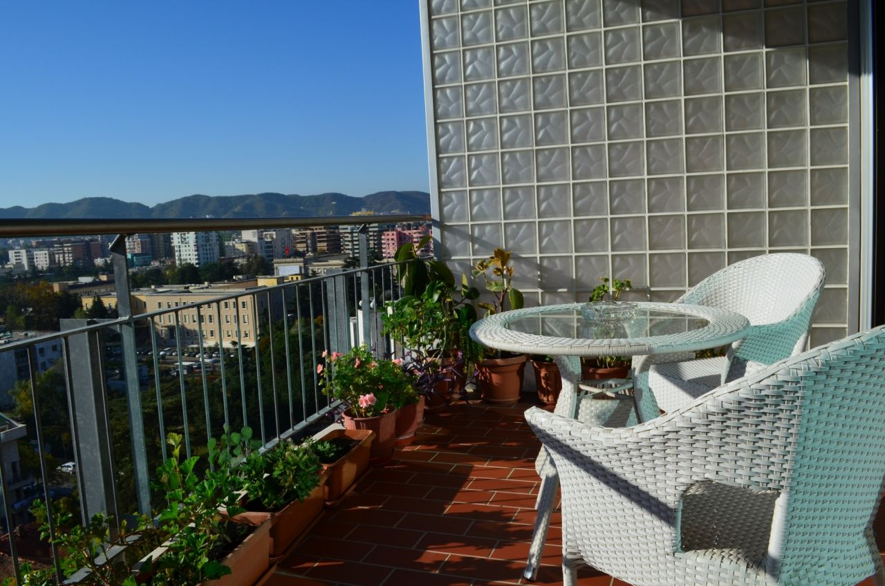 Apartment in Tirana for Rent. Two Bedroom Apartment for Rent in Central Area in Capital Tirana